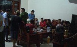 Pháp luật - Hưng Yên: Đột kích 'lô cốt' cờ bạc, 3 chiến sĩ công an bị thương