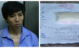 Pháp luật - Tạm giữ đôi nam nữ bán lẻ 'cái chết trắng' cho con nghiện