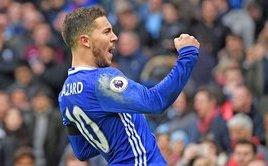 Thể thao - Chuyển nhượng 16/8: Man City muốn có Eden Hazard