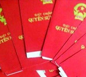 Sổ đỏ ghi tên các thành viên trong gia đình
