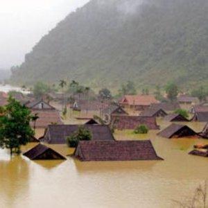 Lũ lụt lịch sử ở Miền Bắc và Bắc Trung Bộ