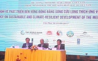 Chính trị - Xã hội - Ứng phó biến đổi khí hậu vùng Đồng bằng sông Cửu Long