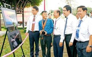 Văn hoá - Trao giải Liên hoan Ảnh nghệ thuật Đồng bằng sông Cửu Long