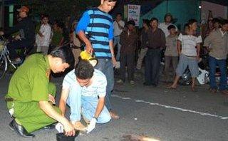 An ninh - Hình sự - Tạm giam kẻ mời rượu bất thành, lấy dao đâm tử vong một phụ nữ