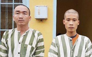 An ninh - Hình sự - Bắt hai đối tượng trộm xe máy bán lấy tiền mua ma túy