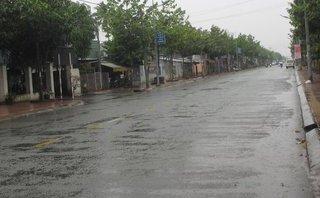 Tin nhanh - Vĩnh Long: Khuyến cáo người dân không ra đường khi bão đổ bộ vào