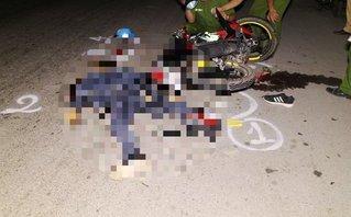 An ninh - Hình sự - Điều tra vụ nam thanh niên điều khiển xe máy tử vong trên đường