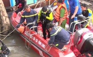 Tin nhanh - Tìm thấy thi thể của nam công nhân rơi xuống sông