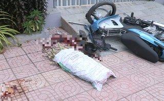 Tin nhanh - Tông vào cửa rào, người đàn ông đi xe máy tử vong
