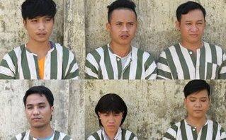 Hồ sơ điều tra - Bắt giữ người trái pháp luật, 6 đối tượng bị khởi tố