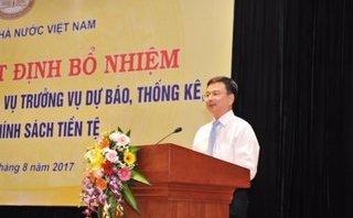 Tài chính - Ngân hàng - Phó tổng Vietcombank giữ chức Vụ trưởng Vụ Chính sách tiền tệ