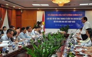Kinh doanh - Thủ tướng khen bộ Công Thương, tâm tư về chất lượng doanh nghiệp