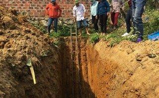 Môi trường - Vụ giếng nước nhiễm dầu: Phát hiện mạch dầu dưới độ sâu 6m