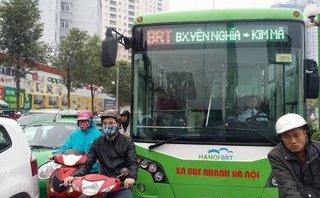 Xã hội - Tuyến buýt nhanh BRT có quá tải như báo cáo?