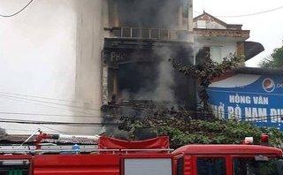 Chính trị - Xã hội - Hai bé gái tử vong trong vụ cháy nhà 5 tầng ở Hà Nội