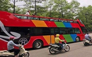 Xã hội - Xe buýt 2 tầng ở Hà Nội sẽ được thay thế bằng tên gọi mới