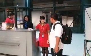 Xã hội - Vietjet kỷ luật nhân viên xé vé của hành khách