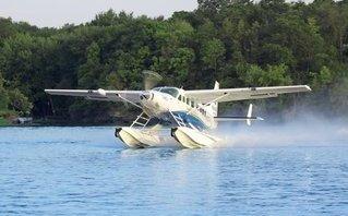 Xã hội - Sử dụng thuỷ phi cơ đưa du khách từ Hà Nội ra đảo Cô Tô
