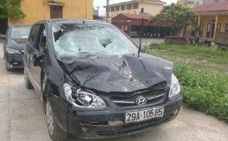Tin nhanh - Thông tin mới nhất về vụ ô tô của Chủ tịch xã đâm trúng 4 học sinh