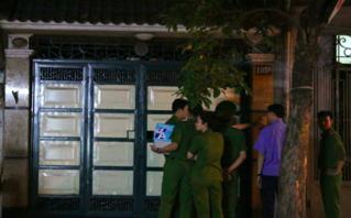 Tin nhanh - Khám xét nhà cựu Trung tướng Phan Hữu Tuấn