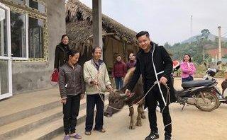 Ngôi sao - Ca sĩ Tuấn Hưng tiếp tục xây 2 ngôi nhà tặng 2 gia đình nghèo ở Yên Bái