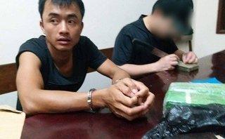 Pháp luật - Các trinh sát Nghệ An 'đánh án' ma tuý trên đất Hà Tĩnh