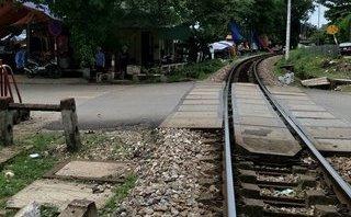Pháp luật - Bắt giữ tên cướp trạm chắn đường sắt Bắc – Nam