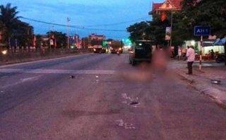 Chính trị - Xã hội - Hà Tĩnh: Chồng chết, vợ nguy kịch sau va chạm với xe đầu kéo