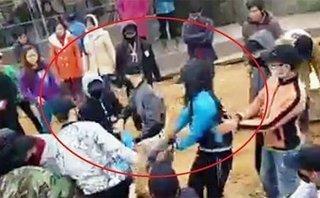 Xã hội - Chủ tịch huyện lên tiếng vụ thanh niên bịt mặt đến công trường dọa dân