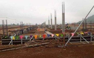 Bất động sản - Nghệ An: Chưa có giấy phép xây dựng, dự án nghìn tỷ vẫn thi công