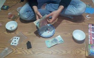 An ninh - Hình sự - Nghệ An: Bắt quả tang 12 đối tượng đánh bạc ngày cận Tết