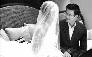 Giải trí - Đám cưới lộng lẫy của BTV Quang Minh và nhà văn 8x Linh Lê