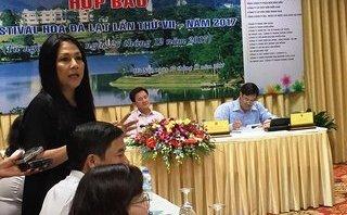 Sự kiện - NTK Minh Hạnh: 'Lụa của Việt Nam phải xuất hiện như một chính nhân quân tử'
