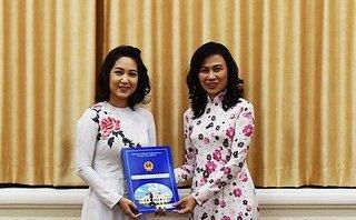 Sự kiện - Ca sĩ Thanh Thúy được bổ nhiệm làm Phó Giám đốc sở Văn hóa và Thể thao TP. HCM