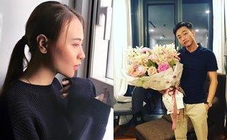 Sự kiện - Đàm Thu Trang bất ngờ đăng ảnh và nói lời yêu với Cường Đô la