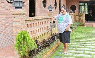 Ngôi sao - Chiêm ngưỡng khu nhà vườn rộng 1.600m² của nghệ sĩ Hoàng Mập