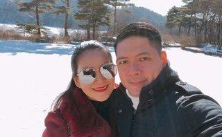Ngôi sao - Sau ồn ào với Trương Quỳnh Anh, Bình Minh đưa vợ đi Hàn Quốc 'đổi gió'