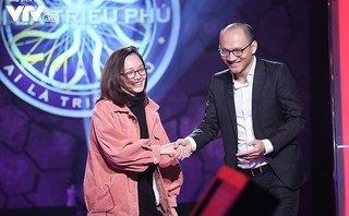 Ngôi sao - Nhà báo Phan Đăng: Tôi muốn cảm ơn cả những lời chỉ trích khi làm MC Ai là triệu phú