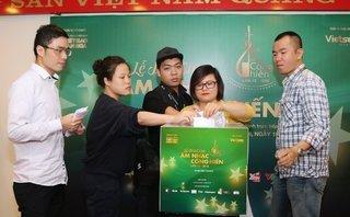 Sự kiện - Nhà báo Lại Văn Sâm và Hoa khôi Lan Khuê sẽ là MC giải Âm nhạc Cống hiến 2018