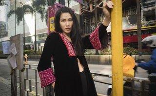 Ngôi sao - Hoa hậu Thân thiện Ngọc Anh bất ngờ kể chuyện cắt đuôi đại gia