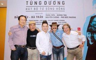 Sự kiện - Tùng Dương: 'Đêm nào tôi cũng mơ về... bộ tứ sông Hồng'!