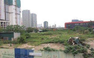 Môi trường - Xót xa 'đất vàng' bỏ hoang ở Hà Nội