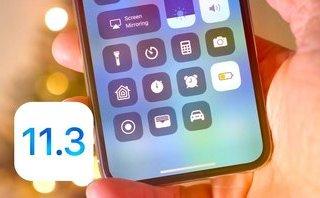 Thủ thuật - Tiện ích - Apple chuẩn bị tung ra iOS 11.3 với lựa chọn về kiểm soát pin và Animoji mới