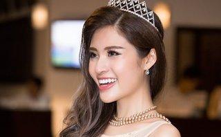 Giải trí - Hoa hậu Phan Hoàng Thu lên tiếng về clip bị sàm sỡ trên máy bay