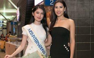 Giải trí - Á hậu Nguyễn Thị Loan: 'Tôi tin Thùy Dung sẽ tạo dấu ấn tốt tại Hoa hậu Quốc tế'