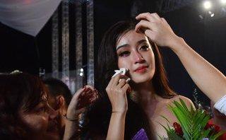 Giải trí - Vì sao Huyền My trượt Top 5 'Hoa hậu Hoà bình Thế giới'?