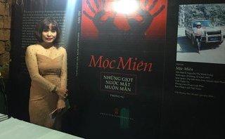 Văn hoá - Nữ nhà báo trẻ ra mắt sách 'Những giọt nước mắt muộn mằn'