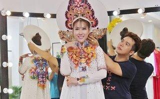 Sự kiện - Phi Thanh Vân: 'Nếu tôi có đoạt giải Hoa hậu cũng đừng ném đá tôi'!