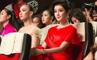 Sự kiện - Á hậu Huyền My là cố vấn chuyên môn tại Hoa khôi sinh viên VN
