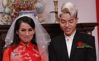 TV Show - Hoài Linh 'tá hỏa' khi Phi Nhung kể chuyện mẹ anh muốn cô làm con dâu